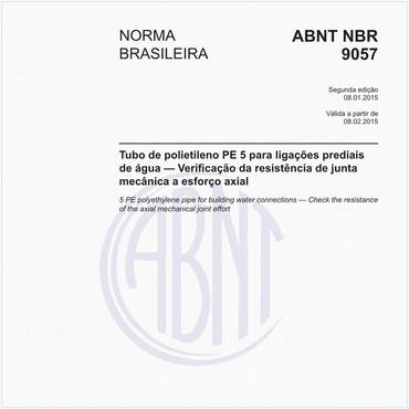 NBR9057 de 01/2015