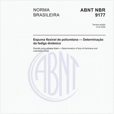 NBR9177 de 01/2015