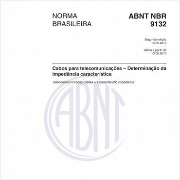 NBR9132 de 05/2010