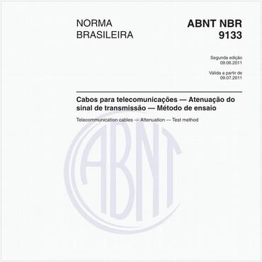 NBR9133 de 06/2011
