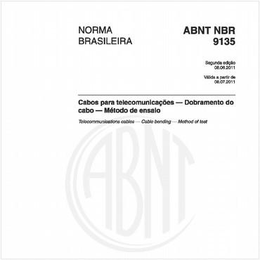 NBR9135 de 06/2011