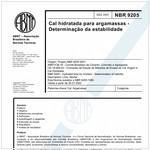 NBR9205