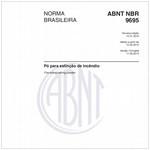 NBR9695