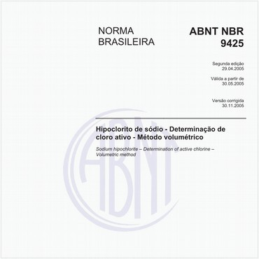 NBR9425 de 04/2005