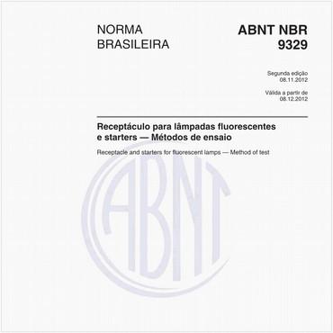 NBR9329 de 11/2012
