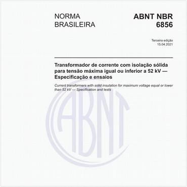 NBR6856 de 02/2015