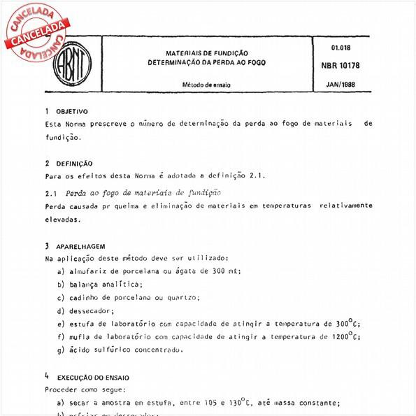 NBR10178 de 12/2014