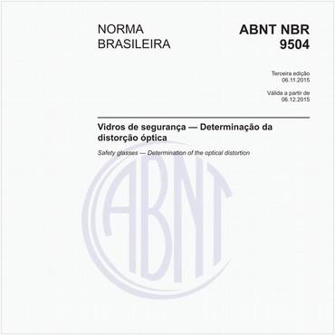 NBR9504 de 11/2015