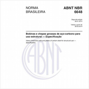 NBR6648 de 01/2014