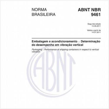 NBR9461 de 06/2011