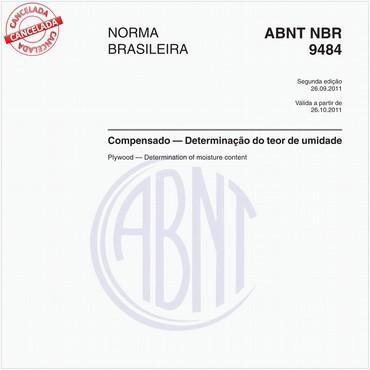 NBR9484 de 09/2011