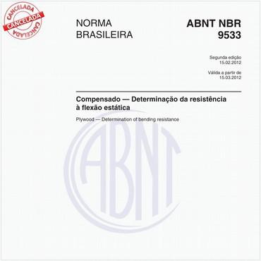 NBR9533 de 02/2012