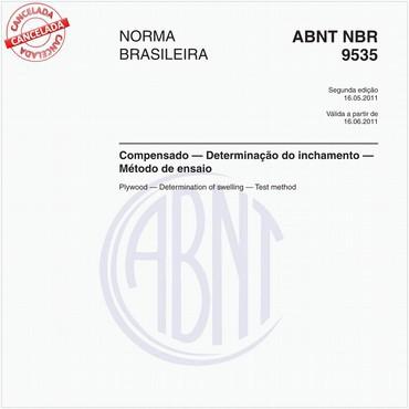 NBR9535 de 05/2011