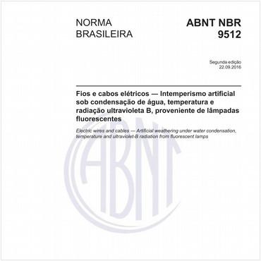 NBR9512 de 09/2016