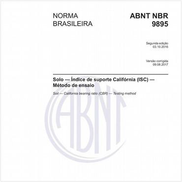 NBR9895 de 10/2016