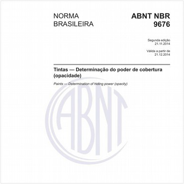 NBR9676 de 11/2014