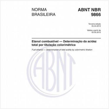 NBR9866 de 04/2012
