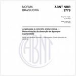 NBR9779