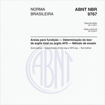 NBR9767 de 11/2011