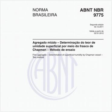 NBR9775 de 12/2011