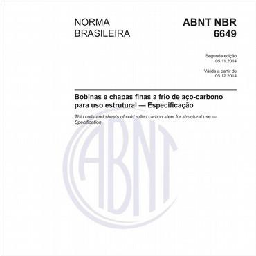 NBR6649 de 11/2014