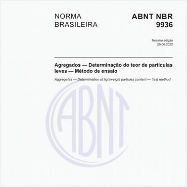 NBR9936 de 02/2013
