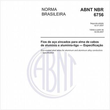 NBR6756 de 07/2007