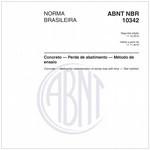NBR10342