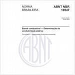 NBR10547