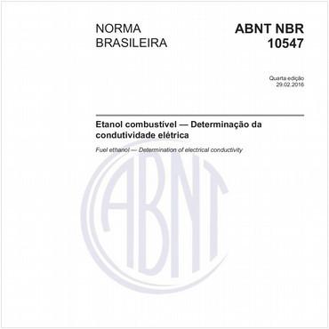 NBR10547 de 02/2016