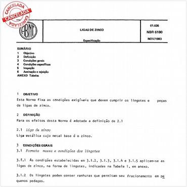 NBR6180 de 11/1983