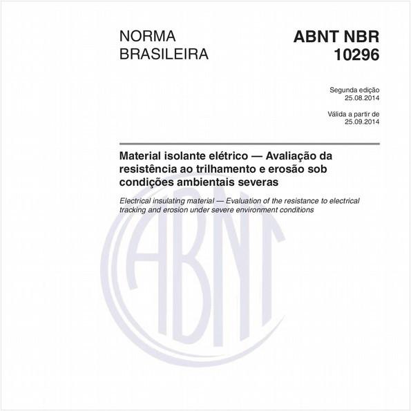 NBR10296 de 08/2014