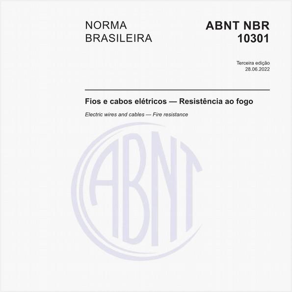 NBR10301 de 12/2014