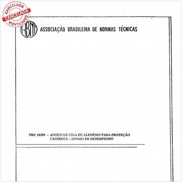 NBR10389 de 08/1988