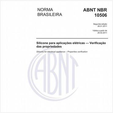 NBR10506 de 01/2011
