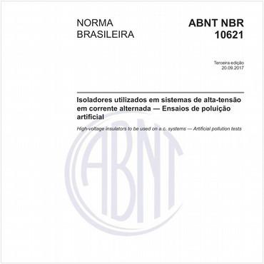 NBR10621 de 09/2017