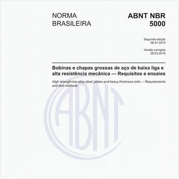 NBR5000 de 07/2015