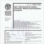 NBR10739