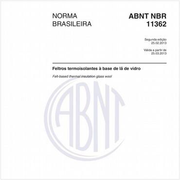 NBR11362 de 02/2013