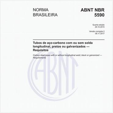 NBR5590 de 10/2015