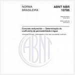 NBR10786