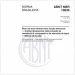 NBR10836