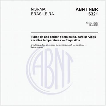 NBR6321 de 04/2011