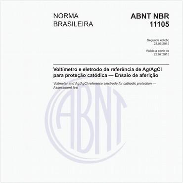 NBR11105 de 06/2015