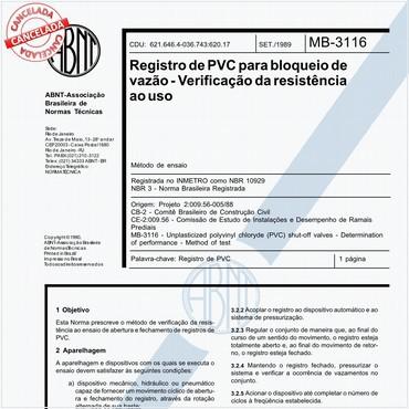 NBR10929 de 09/1989