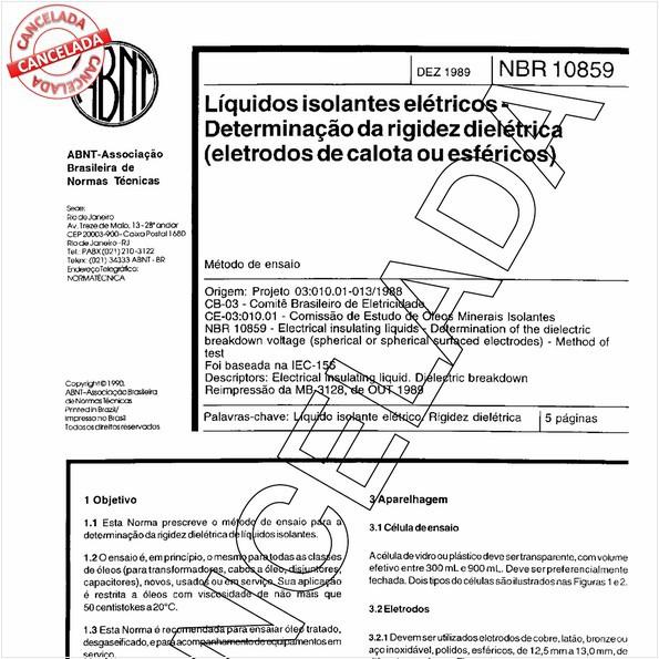 NBR10859 de 12/2004