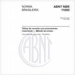 NBR11095