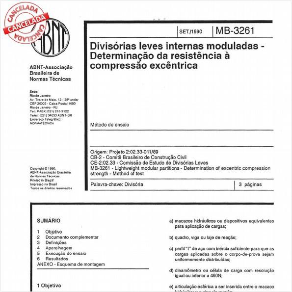NBR11680 de 07/2015