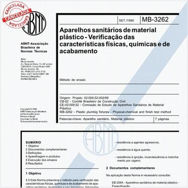 NBR11990 de 09/1990