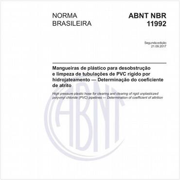 NBR11992 de 09/2017